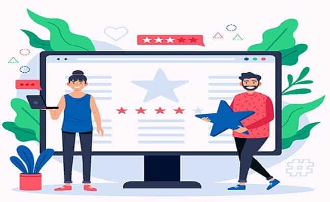 reviews marketing 2